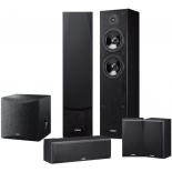 Yamaha NS-F51 Speaker Package (5.1) Black