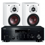 Yamaha R-N803D Network Stereo Receiver w/ Dali Zensor 1 Speakers