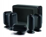 Q Acoustics 7000i 5.1 Slim Speaker Package Black