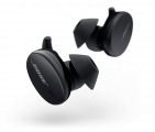 Bose Sport Earbuds wireless headphones Triple Black