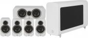 Q Acoustics 3010i 5.1 Cinema Pack Arctic White