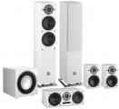 Dali Oberon 5 5.1 Speaker Package White