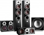 Dali Zensor 5 Speaker Package (5.1) with E12 subwoofer