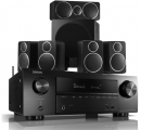 Denon AVR-X1500H w/ Wharfedale DX-2 5.1 Speaker Package
