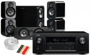 Denon AVR-X2200W w/ Q Acoustics 3000 Speaker Package 5.1