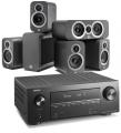 Denon AVR-X2600H AV Receiver w/ Q Acoustics 3010i 5.1 Cinema Pack
