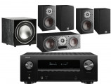 Denon AVR-X2700H AV Receiver w/ Dali Oberon 1 5.1 Speaker Package