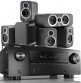 Denon AVR-X2700H AV Receiver w/ Q Acoustics 3010i 5.1 Cinema Pack
