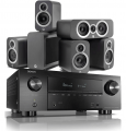 Denon AVR-X3500H AV Receiver w/ Q Acoustics 3010i 5.1 Cinema Pack