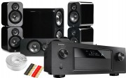Denon AVR-X4200W w/ Q Acoustics 3000 Speakers (5.1)