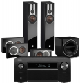 Denon AVC-X8500H AV Receiver w/ Dali Opticon 5 5.1 Speaker Package