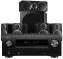 Denon AVR-X2700H AV Receiver w/ Wharfedale DX-2 Speaker Package