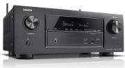 Denon AVR-X3400H AV Receiver 7.2 Channel Dolby Atmos HEOS DTS:X 4K HDCP 2.2 HDR