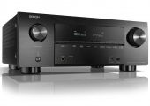 Denon AVR-X3500H AV Receiver 7.2 Channel HEOS Dolby Atmos DTS:X 4K HDCP 2.2 HDR Alexa