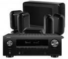 Denon AVR-X2700H AV Receiver w/ Q Acoustics 7000i SLIM 5.1 Cinema Pack