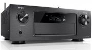 Denon AVR-X4400H AV Receiver (Open Box, Black)