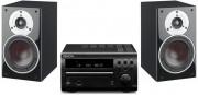 Denon DM40 DAB w/ Dali Zensor 1 Speakers (RCD-M40)
