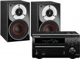Denon DM40 DAB w/ Dali Zensor Pico Speakers (RCD-M40)