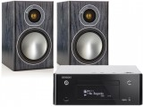 Denon CEOL RCD-N9 w/ Monitor Audio Bronze 1 Speakers