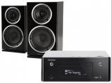 Denon CEOL RCD-N9 w/ Wharfedale Diamond 220 Speakers