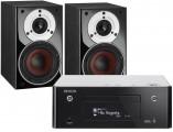 Denon CEOL RCD-N9 w/ Dali Zensor Pico Speakers