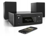 Denon RCD-N11 DAB w/ SC-N10 Bookshelf Speakers
