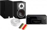 Denon CEOL RCD-N9 w/ Dali Zensor 1 Speakers