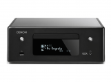 Denon CEOL RCD-N10 Hi-Fi-Network Black CD Receiver with HEOS
