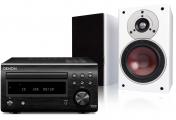 Denon RCD-M41DAB w/ Dali Zensor 3 Speakers (DM41)
