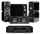 Marantz NR1506 w/ Q Acoustics 3000 Speakers (5.1)