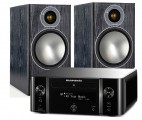 Marantz MCR611 w/ Monitor Audio Bronze 1 Speakers