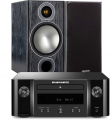 Marantz Melody MCR412 w/ Monitor Audio Bronze 2 Speakers