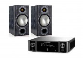 Marantz MCR511 w/ Monitor Audio Bronze 2 Speakers