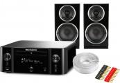 Marantz MCR611 w/ Wharfedale Diamond 220 Speakers