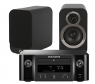 Marantz Melody X MCR612 w/ Q Acoustics 3020i Speakers