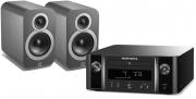 Marantz Melody X MCR612 w/ Q Acoustics 3020i Speakers