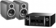 Marantz Melody X MCR612 w/ Q Acoustics 3010i Speakers