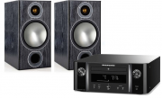 Marantz Melody X MCR612 w/ Monitor Audio Bronze 2 Speakers