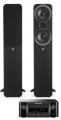 Marantz Melody X MCR612 w/ Q Acoustics 3050i Speakers