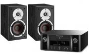 Marantz Melody X MCR612 w/ Dali Spektor 2 Speakers
