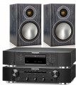 Marantz PM5005 & CD5005 & Monitor Audio Bronze 1 Speakers
