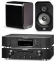 Marantz PM5005 & CD5005 & Q Acoustics 3010 Speakers