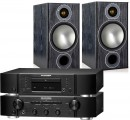 Marantz PM6006 & CD6006 & Monitor Audio Bronze 2 Speakers