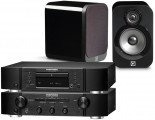 Marantz PM6006 & CD6006 & Q Acoustics 3020 Speakers