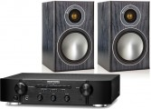 Marantz PM5005 w/ Monitor Audio Bronze 1 Speakers