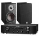 Marantz PM6007 Amplifier w/ Dali Oberon 1 Speakers