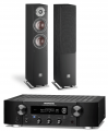 Marantz PM7000N Network Amplifier w/ Dali Oberon 5 Speakers