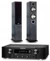 Marantz PM7000N Network Amplifier w/ Monitor Audio Bronze 5 Speakers