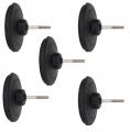 Monitor Audio MASM Wall Brackets (x5) (Black)