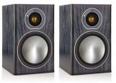 Monitor Audio Bronze 1 Speakers (Open Box, Black)